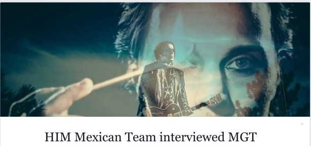 HIM Mexican team MGT interview banner
